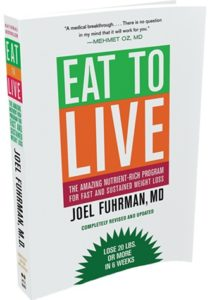 libro Eat to Live Fuhrman