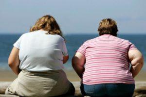 obesi al mare